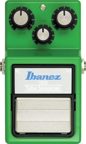 (Ibanez TS9 Tube Screamer - Classic)