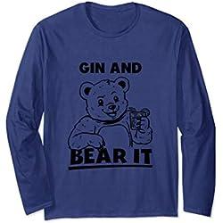 Gin And Bear It Long Sleeve Shirt