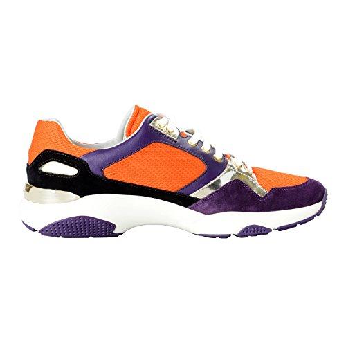 Salvatore Ferragamo Lisbona 2 Fashion Sneakers Shoes US 8.5EE IT 7.5EE EU 41.5EE gimbLwgtj4