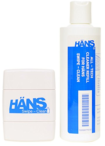 Cleaner 1 Screen (HÄNS Swipe - Clean 1:1 Bundle - Screen Cleaner for Smartphones, Tablets, Laptops and Other Devices)