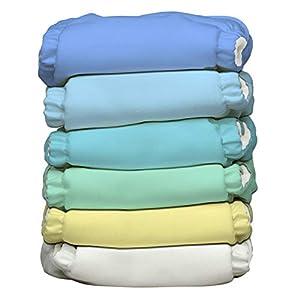 Charlie Banana Baby 2-in-1 Reusable Fleece Cloth