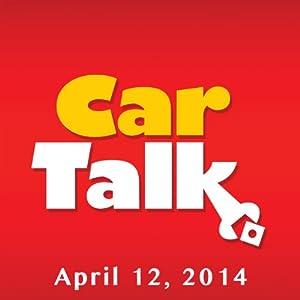 Car Talk, The Ant Picnic, April 12, 2014 Radio/TV Program