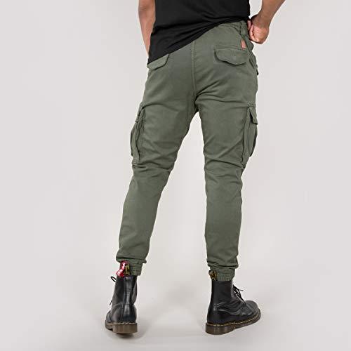 Alpha Men Airman Cargo Dark Pants Olive Industries zzaqrwA
