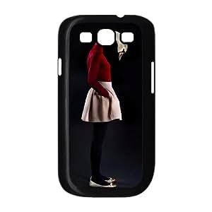 Samsung Galaxy S 3 Case, Swan Girl Case for Samsung Galaxy S 3 black lms317589940