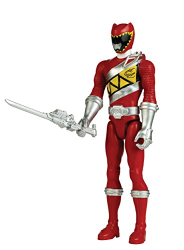 "Power Rangers Dino Super Charge - 12"" Red Ranger Action Figure"
