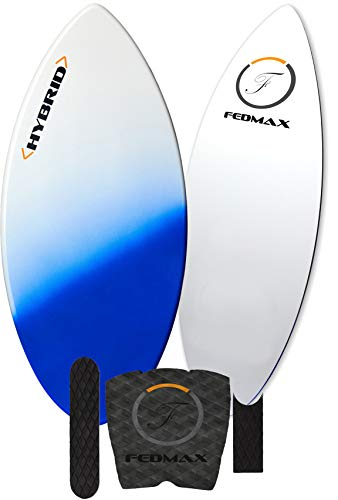 Fedmax Skimboard with Carbon Fiber Tips and