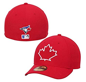 a0a2d7c56 Toronto Blue Jays New Era Low Crown 59FIFTY Fitted Hat - Red (7 3/8), Baseball  Caps - Amazon Canada
