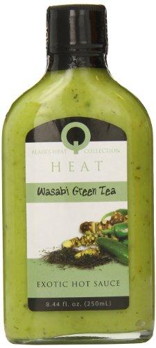 (Blair's Heat Wasabi Green Tea Exotic Hot Sauce)