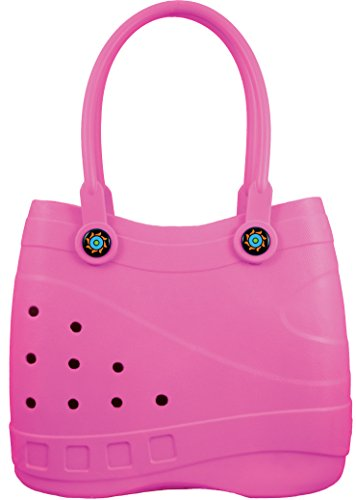 Optari Sol Tote Bag - Large/Shoulder - Pink by Optari