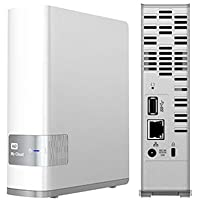 WD Content Solutions Business FBA_WDBCTL0030HWT-NESN MY CLOUD NAS 3TB GBE 10/100/ 1000 PERSONAL CLOUD STORAGE