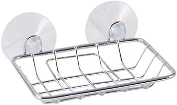 Allied Brass GL-56 Vanity Top Soap Dish Matte Black
