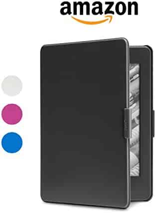 Amazon Protective Cover for Kindle Paperwhite, Black - fits all Paperwhite generations