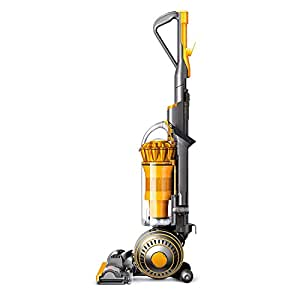 Dyson Ball Multi Floor 2 Upright Vacuum, Yellow, Small (Certified Refurbished)