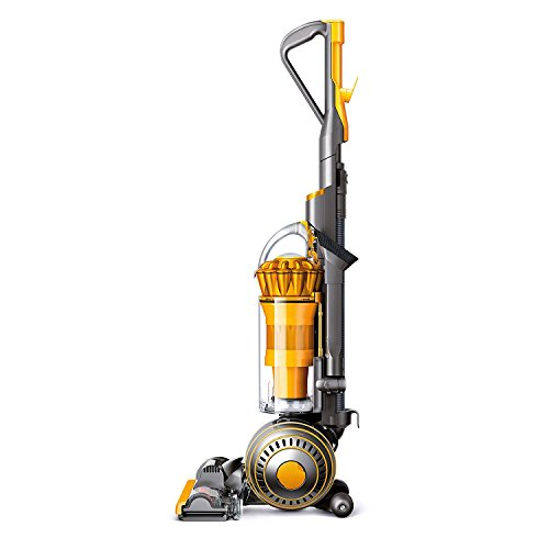 Dyson Ball Multi Floor 2 Upright Vacuum, Yellow, Small (Certified Refurbished) -