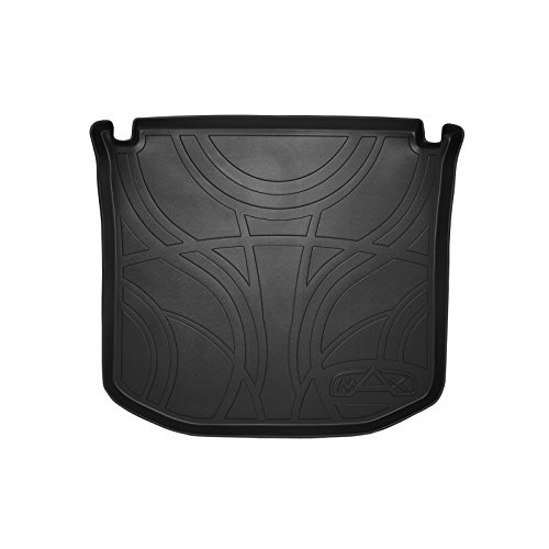 MAX LINER D0071 All Weather Custom Fit Cargo Trunk Liner Floor Mat Black for 2011-2019 Jeep Grand Cherokee