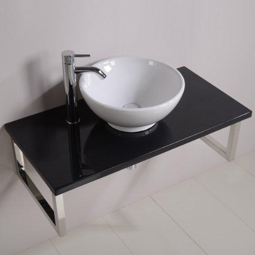 900 Meuble lavabo avec vasque pour salle de bain toilettes Ensuite ...