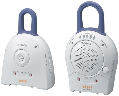 Sony NTM-900 900MHz BabyCall System!