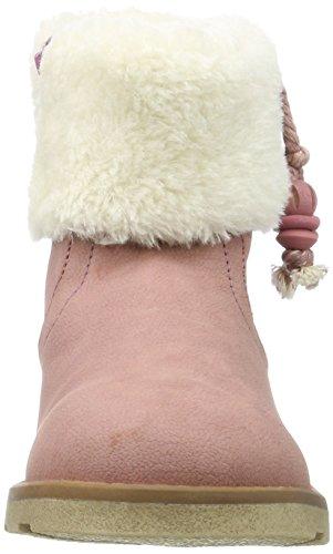 TOM TAILOR Mädchen 3770207 Stiefel Pink (Rose)