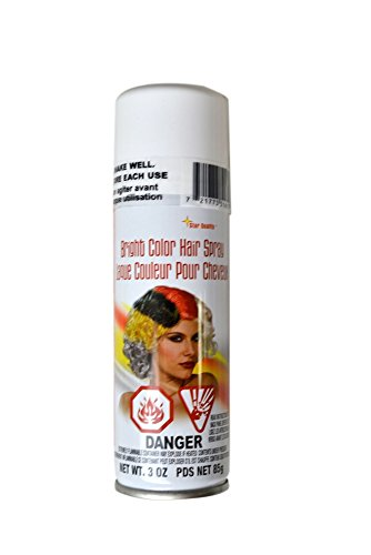 Neon White Hairspray 3oz ()