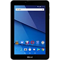 BLU Touchbook M7 Pro P290L Unlocked GSM (AT&T + T-Mobile) Quad-Core Phablet - Black