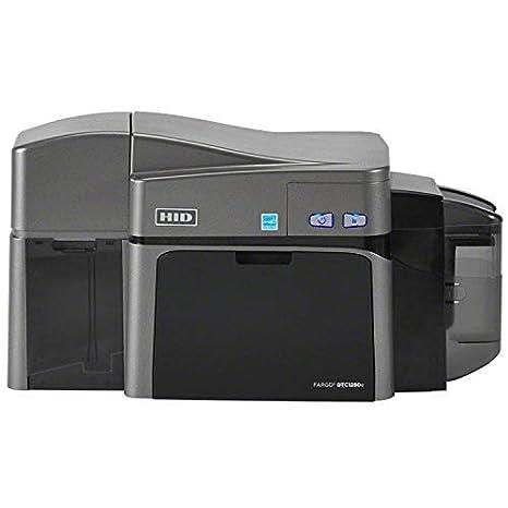 Fargo DTC1250e - Impresora dúplex de Doble Cara Directa a Tarjeta ...