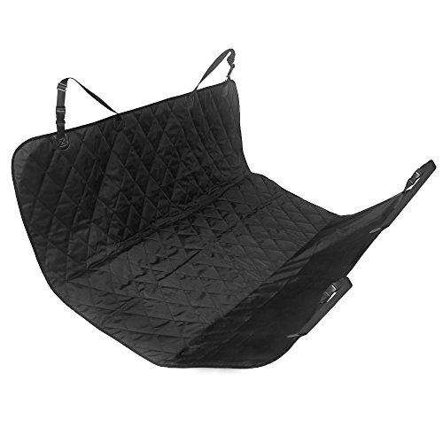 marsboy Dog Seat Cover for Cars Slip-proof Dog Seat Covers Hammock Fourfold Waterproof Dog Seat Covers for Leather Seats Review
