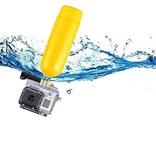 Semoic Floating Grip Handheld Stick Monopod for GoPro Hero 7/6/5/ Session/ 4 Session/ 4/3+/ 3/2/1, SJ4000/SJ5000, with Long Handle Screw and Wrist Strap by Semoic (Image #7)