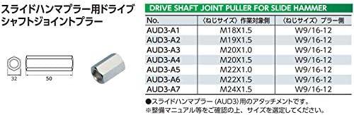 KTC(ケーテーシー) スライドハンマプラアダプター AUD3-A7