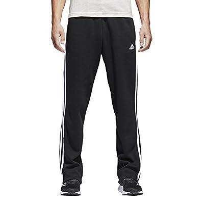 adidas Men's Essentials 3 Stripe Regular Fit Fleece Pants from adidas Inline Apparel Child Code (Sports Apparel