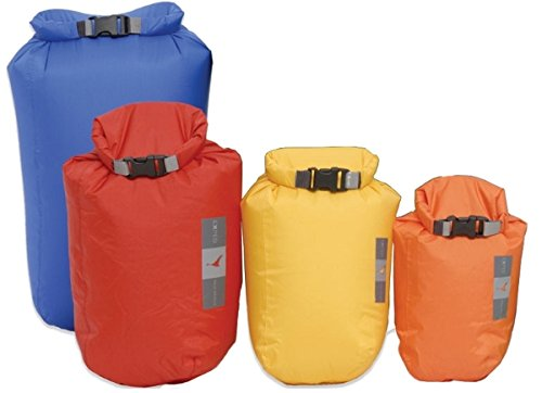 Exped Fold Drybag Multi Pack Exped Fold Dry Bags