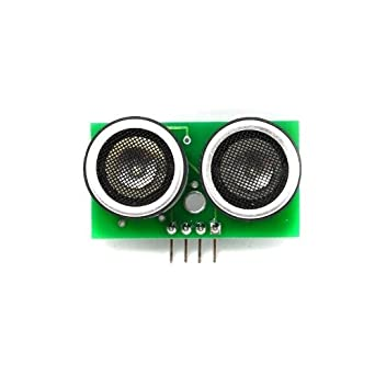 Robosoft Systems Ultrasonic Sensor Module (Green): Amazon in: Amazon in