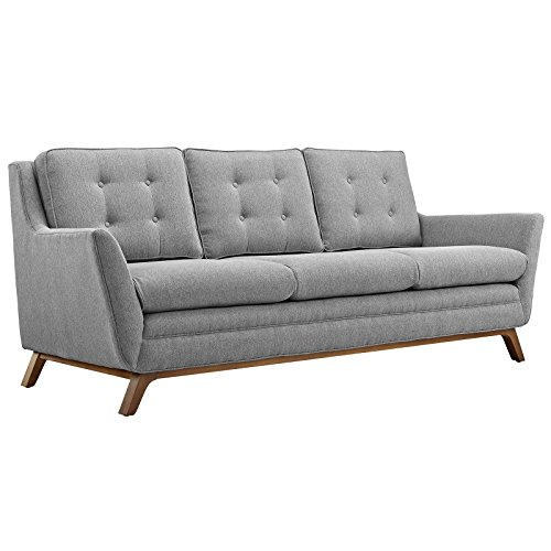 Beguile Fabric Sofa, Expectation Gray