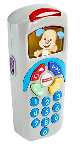 41nmVCG5VrL - Fisher-Price Laugh & Learn Puppy's Remote