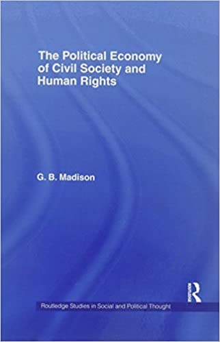 the political economy of civil society and human rights madison gary b