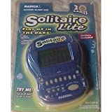 SOLITAIRE LITE Electronic 2 In 1 Handheld Game (1997 Edition)
