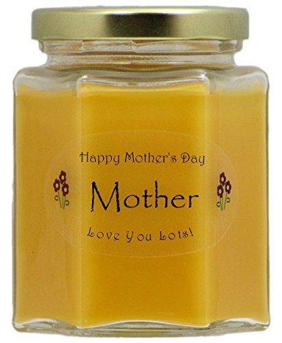 Just Makes Scents Mother Mothers Day Candle - Mango Papaya Scented Candle - Hand Poured in The USA ()