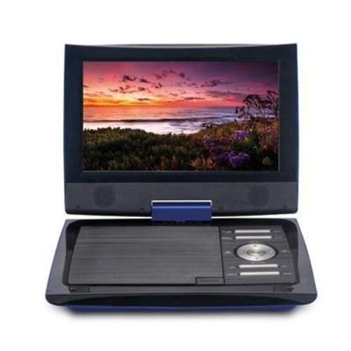 Portable Dvd Player With Long Battery Life - 2