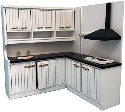 1:12 Dollhouse Mini Kitchen Living Room Cabinets Furniture Model Decoration