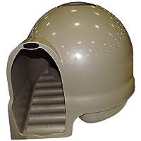 Caja de arena para gatos Petmate Booda Dome Clean Step 3 colores