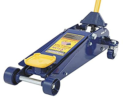 Hydraulic Service Jack, 3 tons, 5 In. H