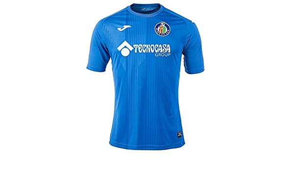 2017-2018 Getafe Joma Home Football Shirt: Amazon.es: Deportes y ...