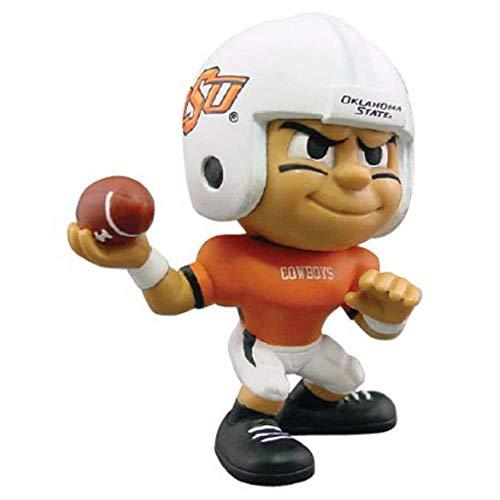 Lil' Teammates Oklahoma State Cowboys Quarterback NCAA Figurines