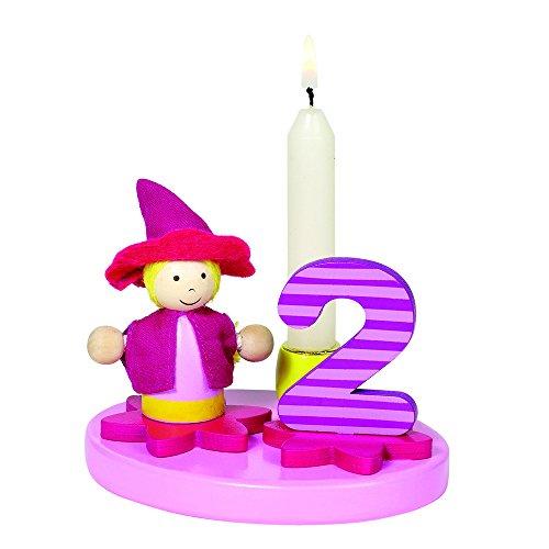 Goki 60864 - Dekoration - Geburtstagskind - kleines Mädchen