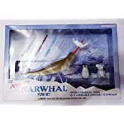 Avenging Narwhal Play Set Accou 11689 Amazoncom Books