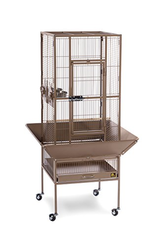 Prevue Pet Products 3351COCO Park Plaza Bird Cage, Coco Brow