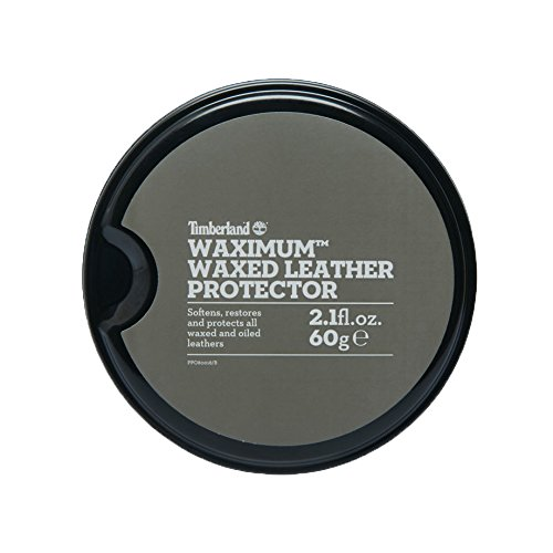 Timberland Waximum Waxed Leather Protector Shoe Care Product, no color, OS 0X US (And Protector Polish Shoe)