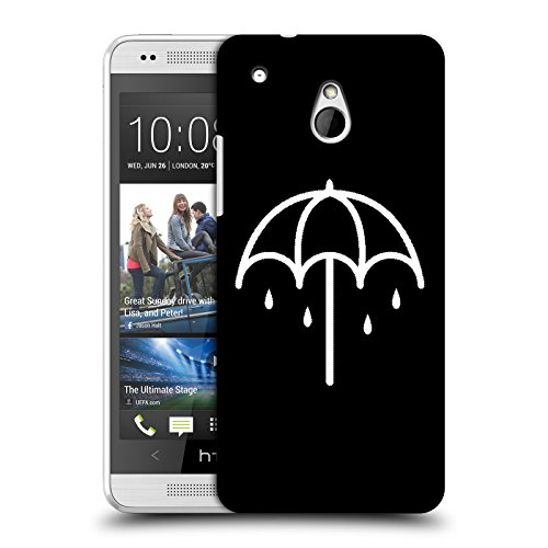 Official Bring Me The Horizon Umbrella Key Art Hard Back Case for HTC One mini
