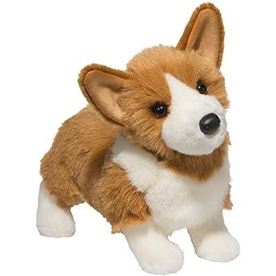 Douglas Ingrid Corgi Dog Plush Stuffed Animal: Toys & Games