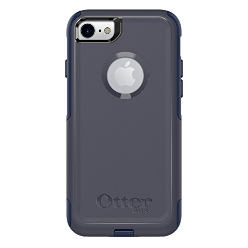 OtterBox COMMUTER SERIES Case for iPhone 8 & iPhone 7 (NOT Plus) - INDIGO WAY (MARITIME BLUE/ADMIRAL BLUE)