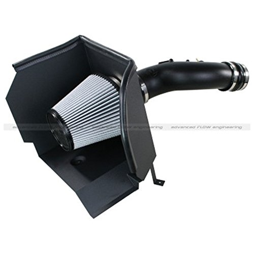Toyota Tundra Fuel Economy (aFe Power Magnum FORCE 51-11172 Toyota Tundra Performance Intake System (Dry, 3-Layer Filter))